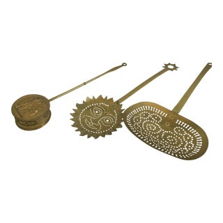 Indian Cooking Utensils - Set of 3
