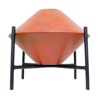 LaGardo Tackett Architectural Pottery 'Diamond' Planter