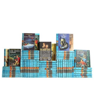 Complete Hardy Boys Series, S/59