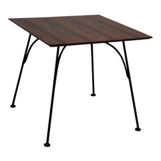 Lyman Woodard Rosewood Dinette Table