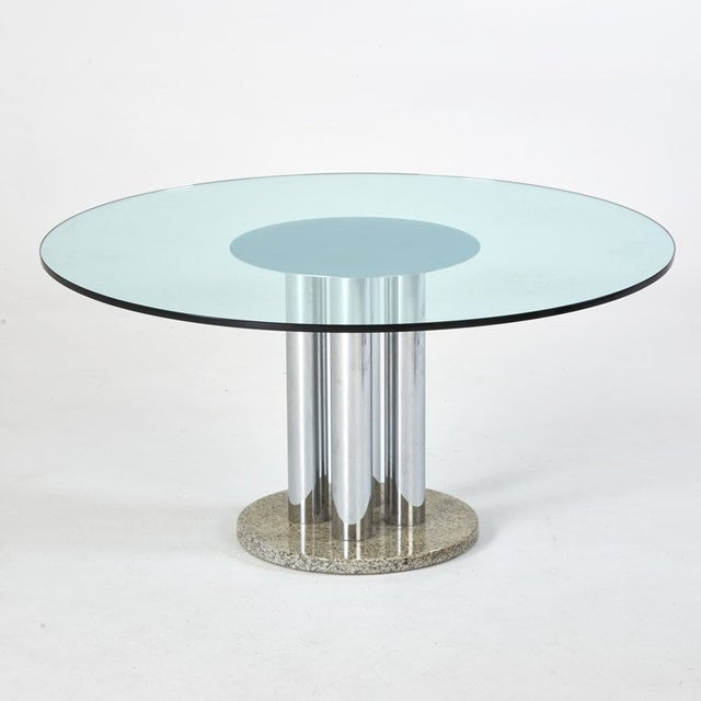 Image of Pace-Style Pedestal Dining Table