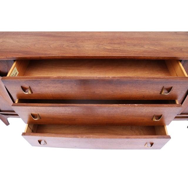 Image of Midcentury Broyhill Brasilia Dresser