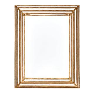 "Antique French Louis XVI Style ""Pareclose"" Mirror"