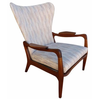 Adrian Pearsall 1410-C Wingback Lounger