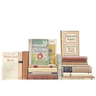 Shades of Neutral Verse Books - Set of 20