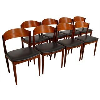 Danish Teak Chairs by Jydsk Mobelindustri - 8