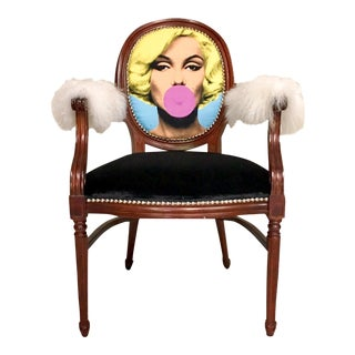 Marilyn Monroe Chair