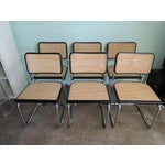Image of Marcel Breuer Reproduction Cesca Chairs - Set of 6