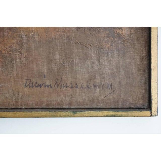 1960s Oil Painting by Darwin Musselman - Image 6 of 6