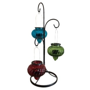 Moroccan Hanging Tea Light Holder