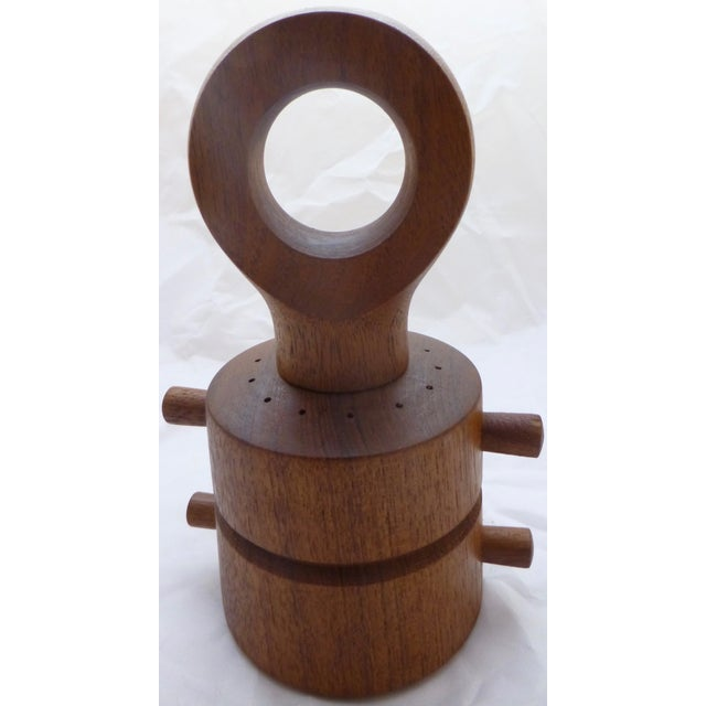 Mid Century Dansk Peppermill - Image 3 of 7