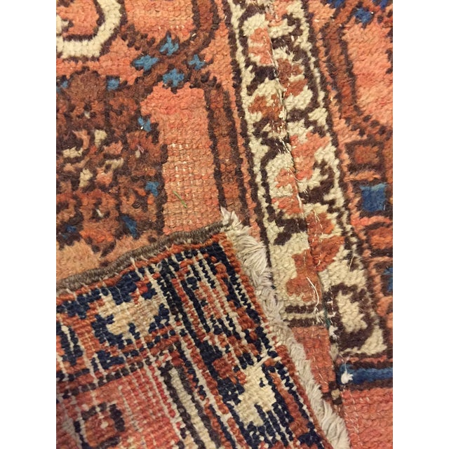 Vintage Hand Woven Persian Runner - 2′6″ × 8′ - Image 10 of 10