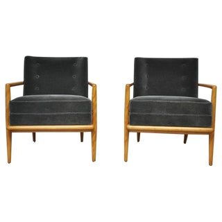 T.H. Robsjohn-Gibbings, Pair of Lounge Chairs