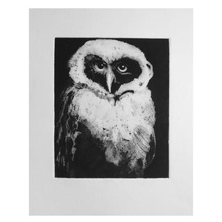 Art Print - Spectacled Owl by Sylvia Roth