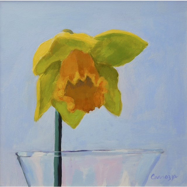 Anne Carrozza Remick Daffodil Painting - Image 2 of 5