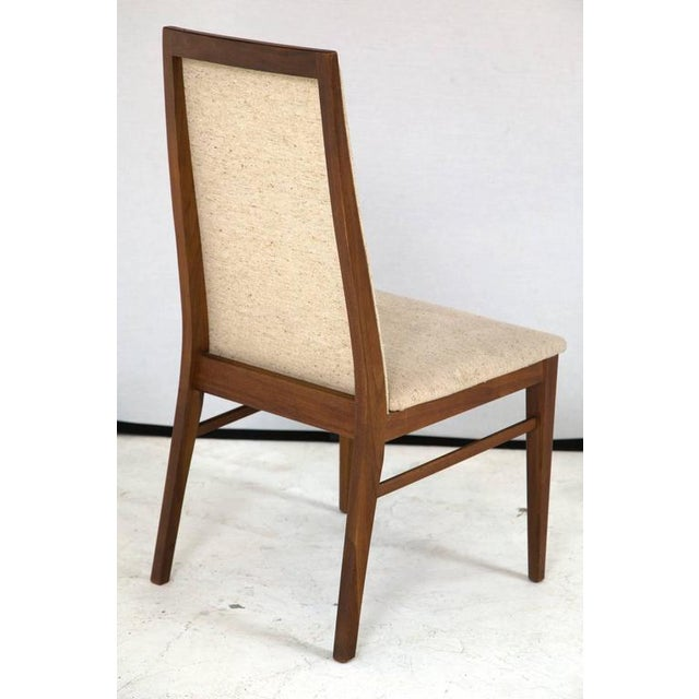Milo Baughman for Dillingham Dining Chairs, Set of Four - Image 5 of 8