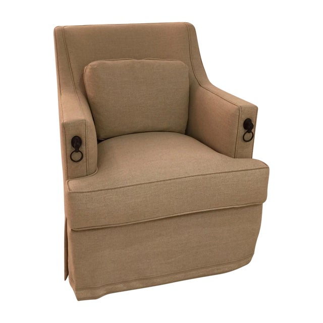 Barry Dixon Middleburg Chair - Image 1 of 4