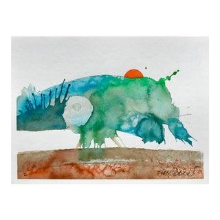 'Desert Storms' Original Painting