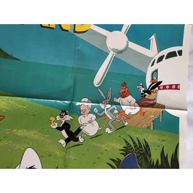Daffy Duck's Fantastic Island 1983 Movie Poster - Image 5 of 9