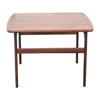 Rasmus Solberg Modern Rosewood Side Table