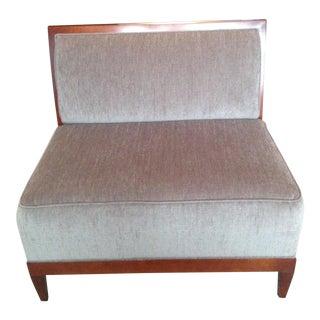 Baker Archetype Armless Chair