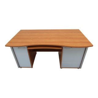 Modern Danish Executive Desk