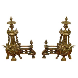 French Chenets/Andirons