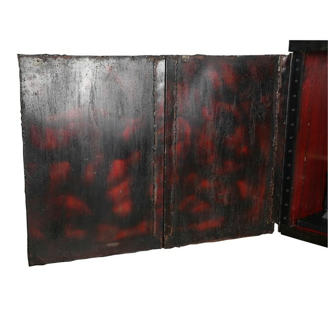 """EXCEPTIONAL 1962 PAUL EVANS """"DEEP RELIEF"""" CABINET - Image 6 of 10"""