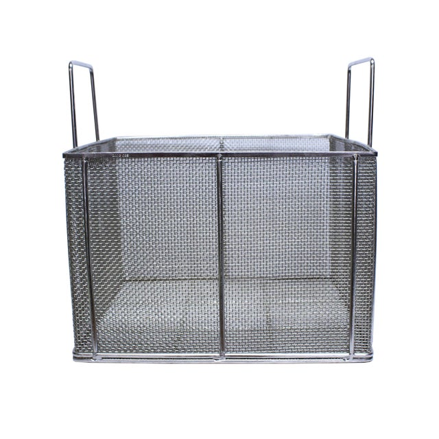 Industrial Mesh Basket - Image 1 of 3