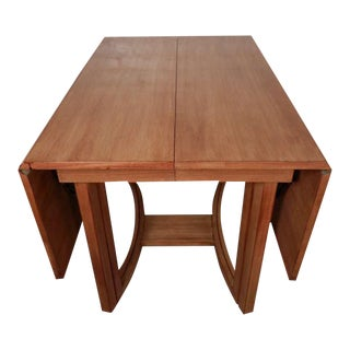 Robsjohn-Gibbings for Widdicomb Extending Table