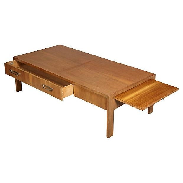 Image of Vintage Baker Coffee Table by Michael Taylor