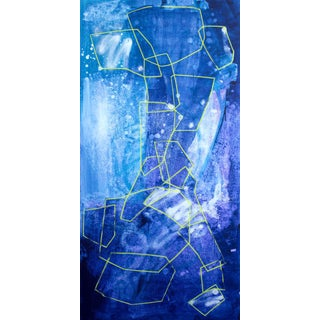"""""""Orion"""" Original Abstract Painting"""