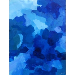 Brenna Giessen Abstract Expressionist Original Painting