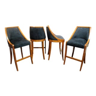 J. Robert Scott Roma Barstools - Set of 4