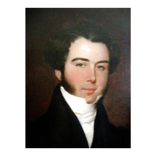 Regency Portrait of a Gentleman