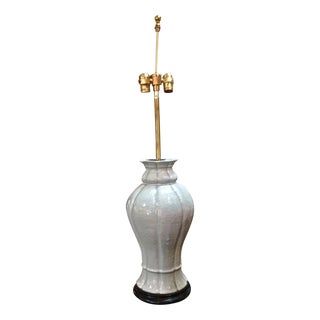 1960s Marbro Celadon Lamp