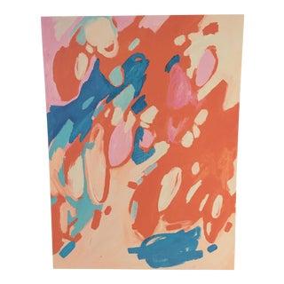 "Emily Rickard ""Smitten"" Canvas Print"