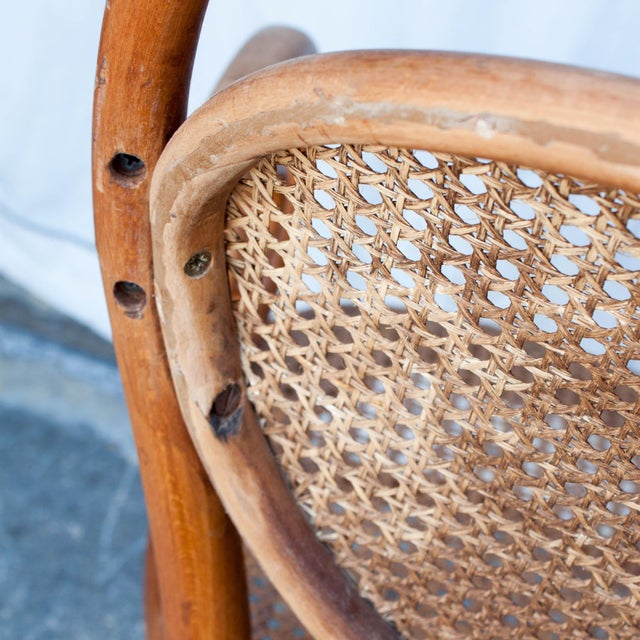 Vintage Thonet Arm Chair - Image 11 of 11
