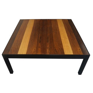 Milo Baughman Directional Coffee Table