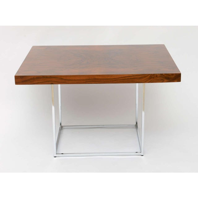 Milo Baughman Rosewood Coffee/Side Table - Image 3 of 10