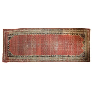 "Antique Malayer Rug Runner - 6'4"" x 16'7"""