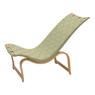 Early Bruno Mathsson model 36 easy chair