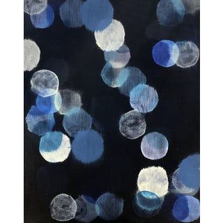 """""""Light Cluster 1"""" Painting"""