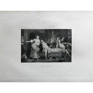 1845 Antique Print 11