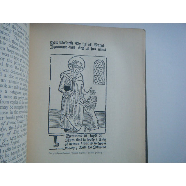 History of English Printing Antique Book - Image 6 of 6