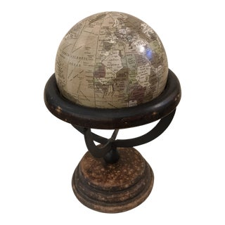 Table Top Globe on Stand