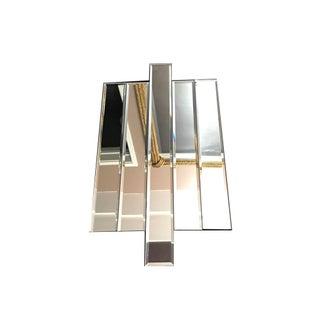 Deco Beveled Mirror Pieces