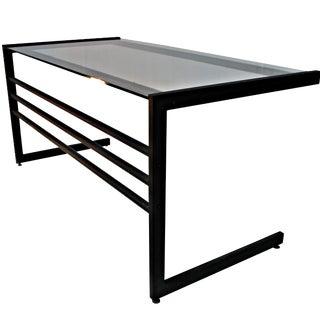 Mid-Century Modern Cantilever Desk