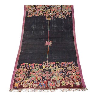 Antique Mutwa Bharat Shawl/Textile