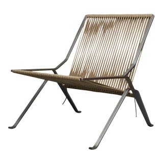 poul kjaerholm pk-25 lounge chair